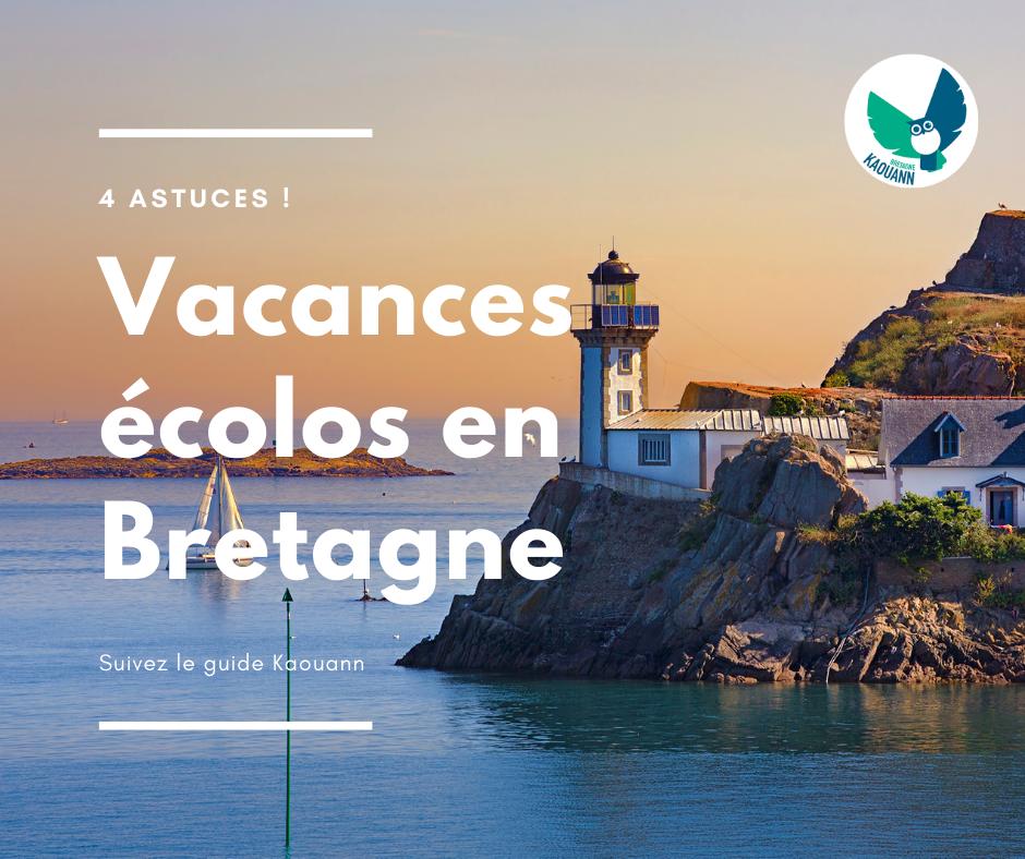 vacances écolos en Bretagne