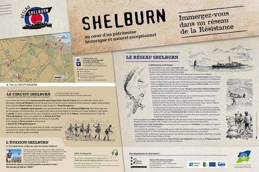 Réseau Shelburn sur le GR34 en Bretagne voyage itinérant randonnée