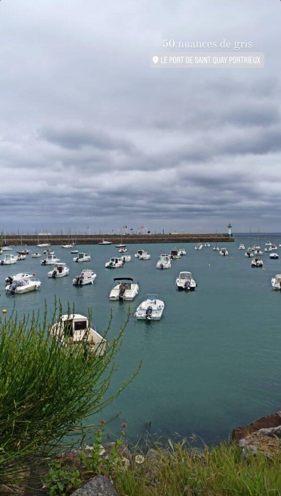 eau glaz Bretagne voyage à vélo Vélomaritime